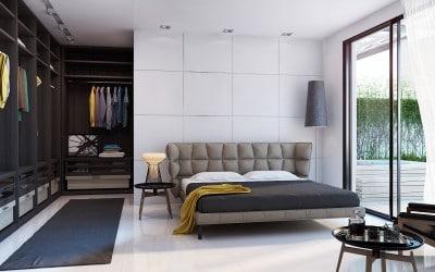 renovo penthouse bedroom